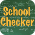 "Sujet der App ""School Checker"""