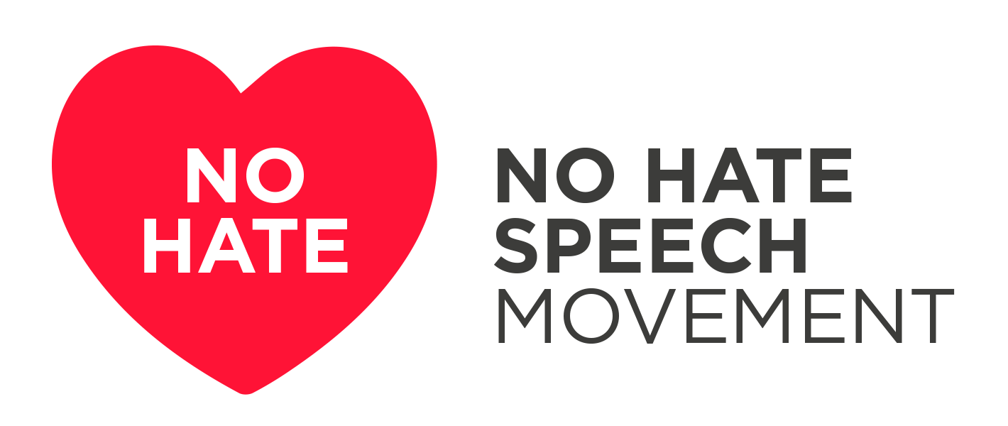Logo des NO HATE SPEECH Komitees Austria